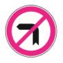 Şekildeki trafik işaretinin anlamı nedir?